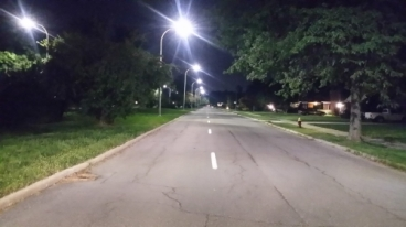 Photo courtesy Public Lighting Authority of Detroit